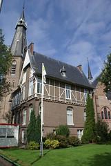 Pastorie en St. Urbanuskerk