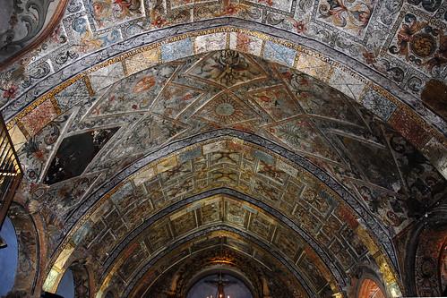 Interior de la Iglesia de la Virgen de la Carrasca, Bordón