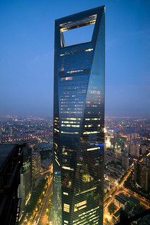 Shanghai World Financial Center 上海环球金融中心
