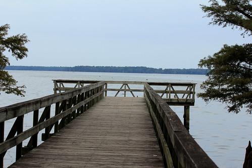 lake pier reelfootlake