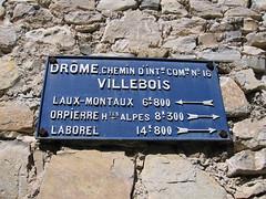Villebois-les-Pins, Drome