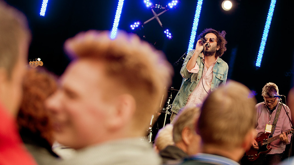 Destroyer - Øyafestivalen 2011