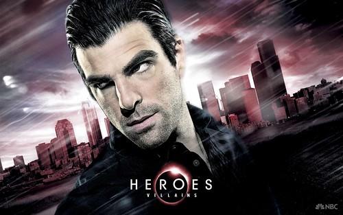 Heroes - Gabriel Sylar