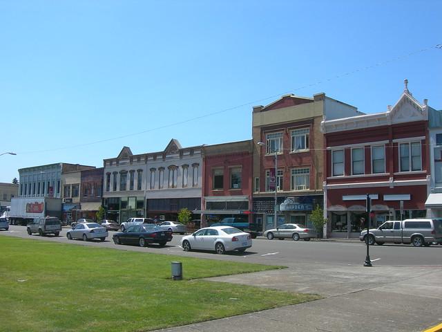 Downtown Dallas Oregon Explore Jimmywayne S Photos On