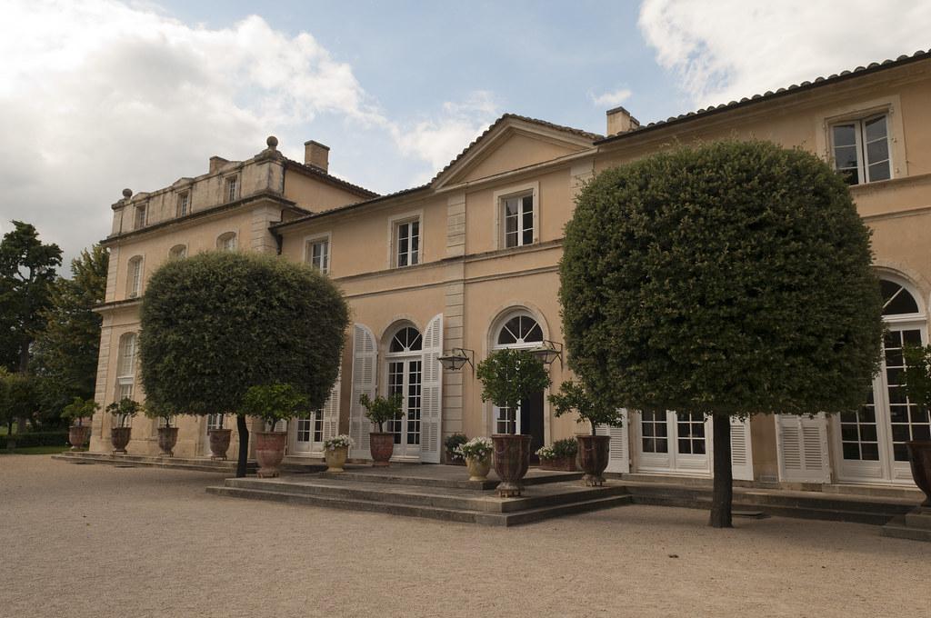 Ch teau la nerthe provence france flickr photo sharing for Chateau la nerthe