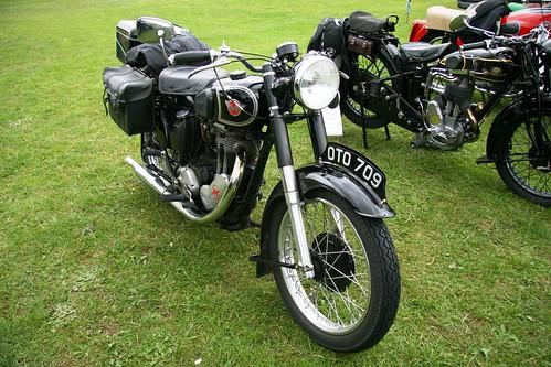 OTO 709 1952 Matchless G80S
