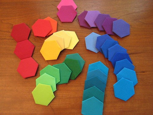 Hexagon Rainbow