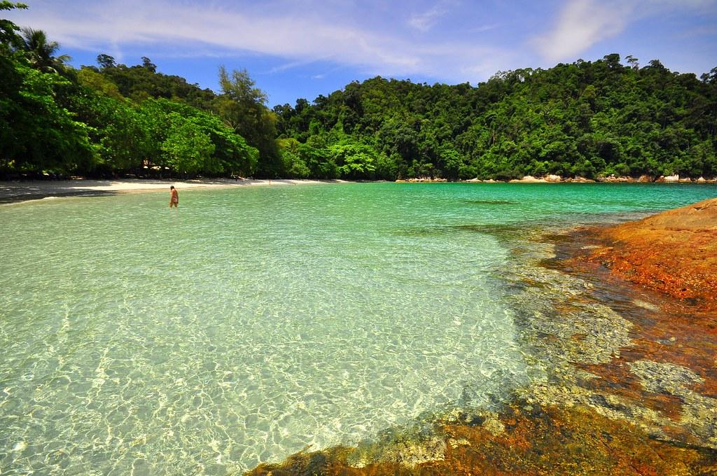 Pangkor Laut Island Emerald Bay