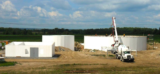 Biogas Plant Construction