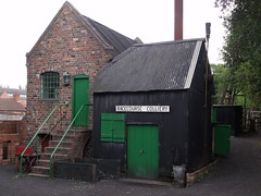 Black Country Living Museum - Racecourse Colliery - Colliery Winding Engine