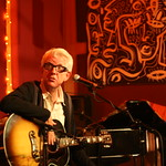 Nick Lowe at the Living Room WFUV Show