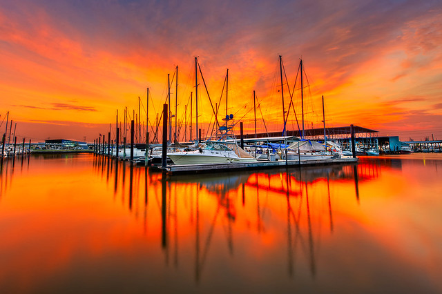 Seabrook Marina – Seabrook, Texas {EXPLORE}