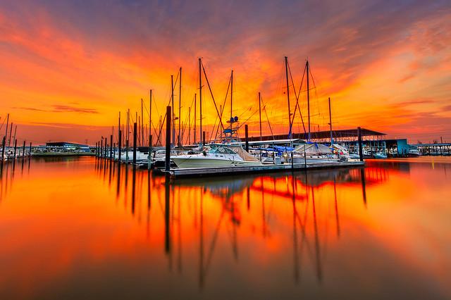 Seabrook Marina – Seabrook, Texas {EXPLORE}