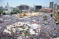 Tahrir Square - July 29, 2011