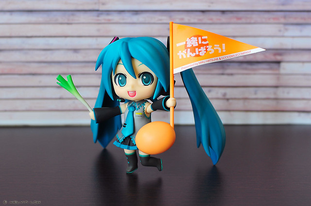 Nendoroid Miku: Cheerful version