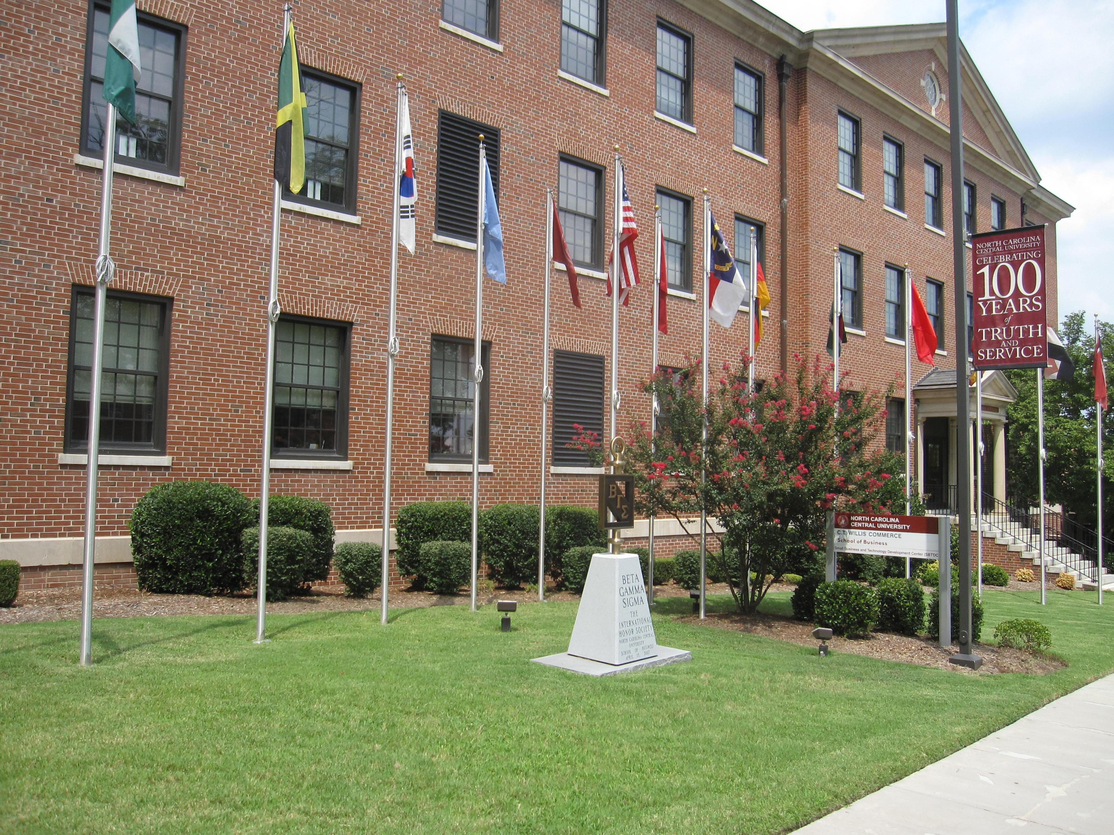 North Carolina Central University 2015 | Personal Blog