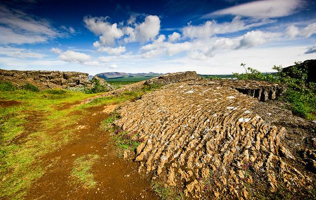 Mid-Atlantic Rift Landscape