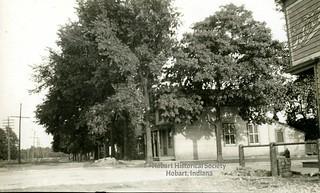 BB Bale house, Georgiana and Illinois streets