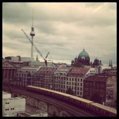 Panorama über die Stadt