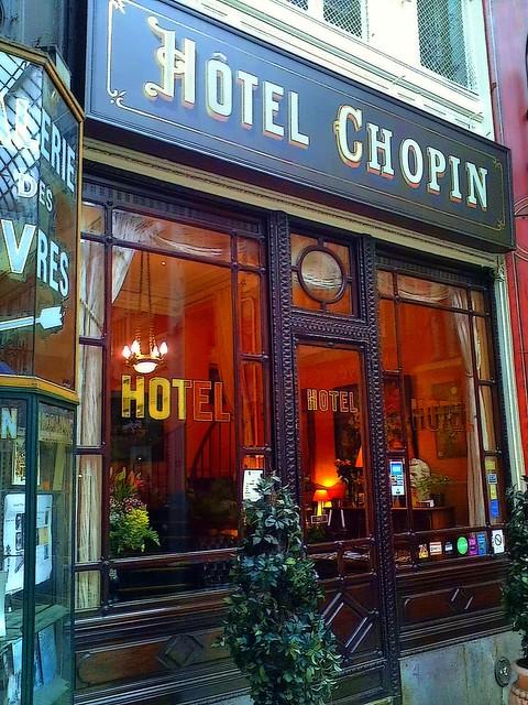 H Tel Chopin Flickr Photo Sharing