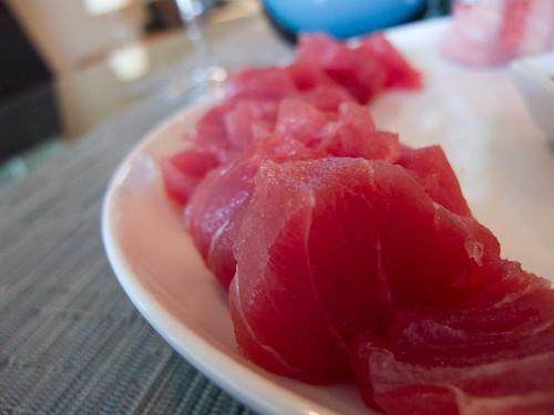 Sashimi Chez Moi