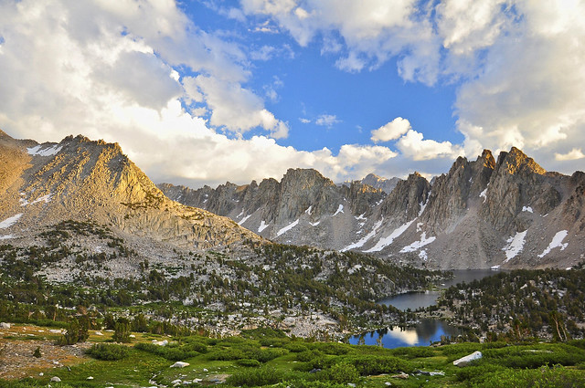 Parque Nacional del Cañón de los Reyes (Sequoia and Kings Canyon National Park ), California, Estados Unidos