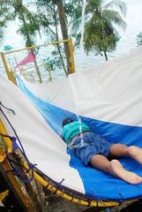 tent(0.0), play(1.0), leisure(1.0), hammock(1.0),