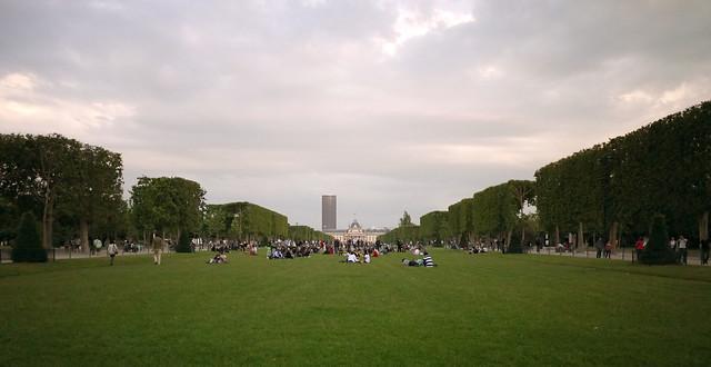 Champ de Mars and École Militaire