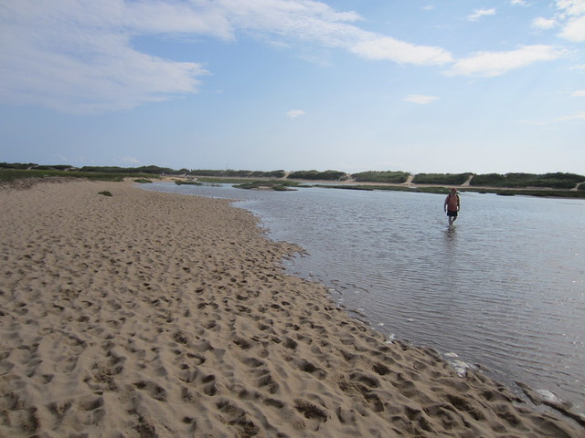 Herring Cove Beach In Cape Cod Provincetown Massachusetts