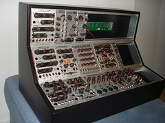 PF: The Harvestman modular synthesizer
