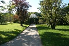 Gartenlaube - Botanischer Garten München