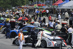 Starting grid, Mobil 1 Grand Prix of Mosport 2011
