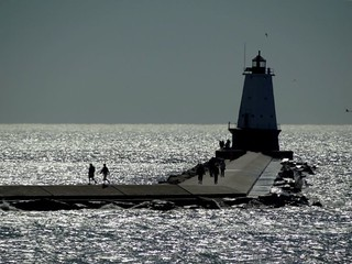 Ludington Lighthouse......