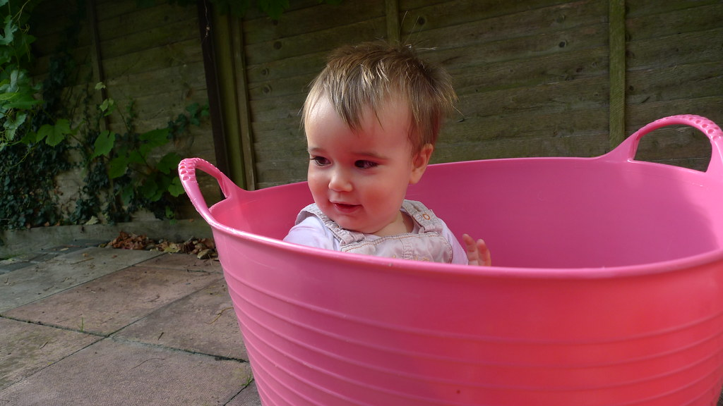 In The Pink Bucket