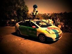 The Google Street View Car