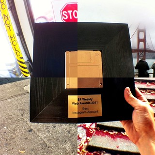 "Daily App Experiment #275: ""Web Award"""