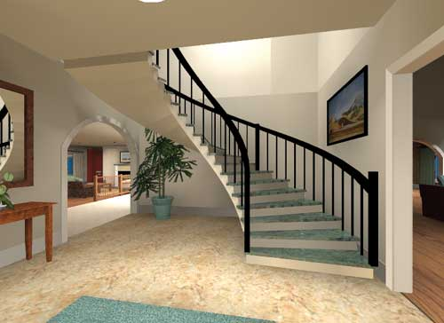 Ver Escaleras De Interiores De Casas Of Decoracion Y Dise O En Escaleras Para Casas Blogicasa