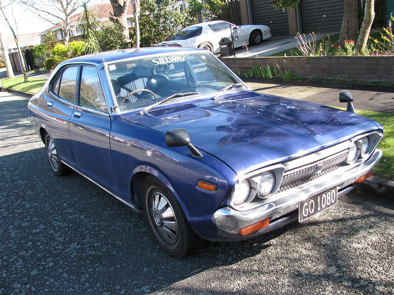 Datsun 120Y (1974)