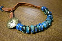 art(0.0), jewelry making(1.0), turquoise(1.0), jewellery(1.0), gemstone(1.0), bracelet(1.0), necklace(1.0), bead(1.0),