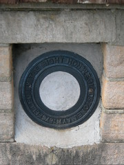 Photo of William Ewart Gladstone black plaque