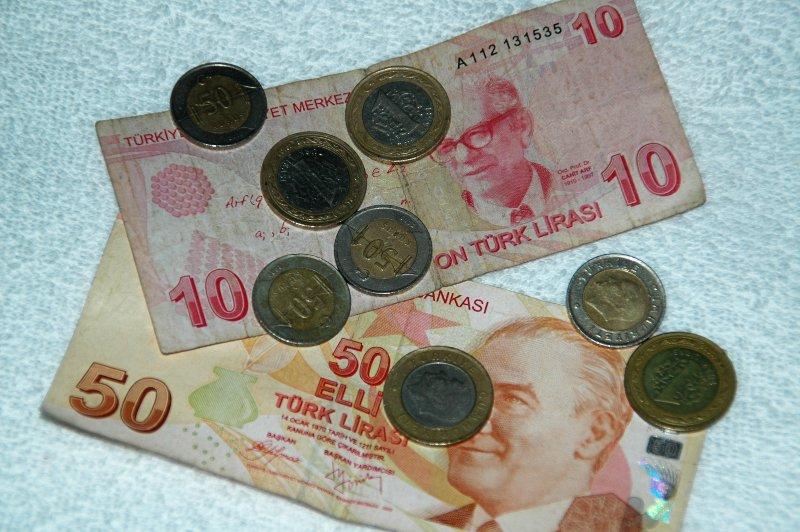 66 Turkse Lire