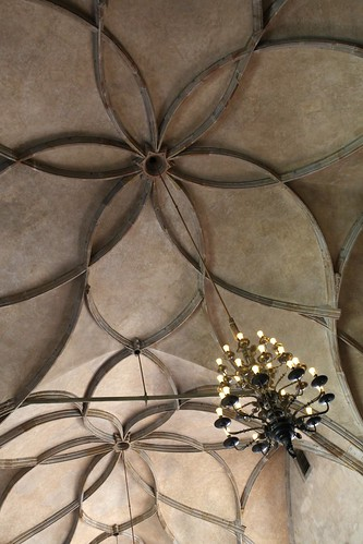 Vladislav Hall Roof Detail