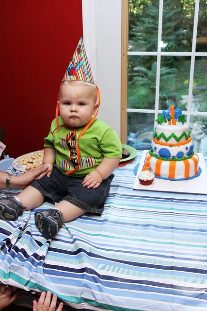 Alexander's Birthday | 08/13/2011