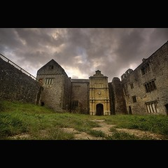 """"""" OLD BEAUPRE CASTLE """""""