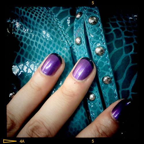 Fresh manicure