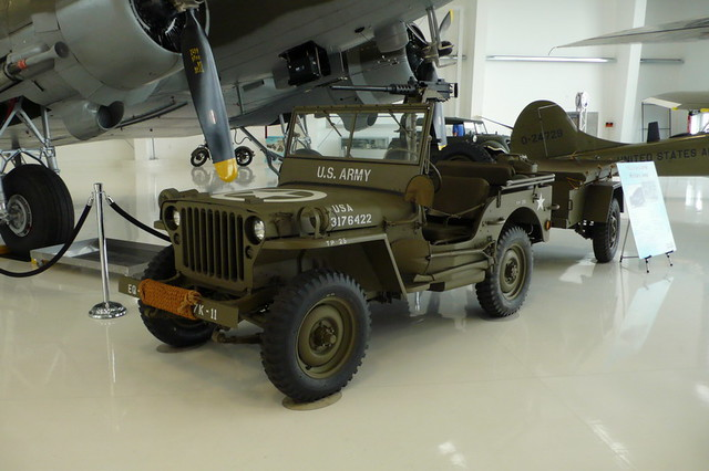 1942 GPW Ford Military Jeep http://www.flickr.com/photos/54519541@N04/6051096826/