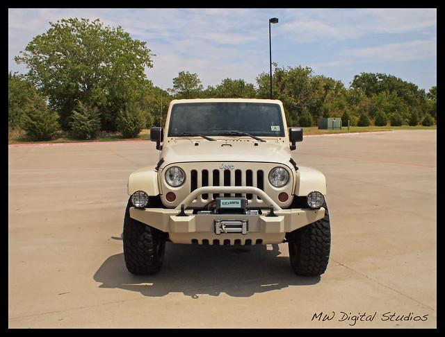 Sahara Jeep Unlimited Sahara Tan Jeep Wrangler Unlimited | Flickr - Photo Sharing!