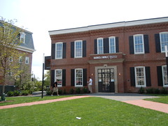 New UD Bookstore on Main st.