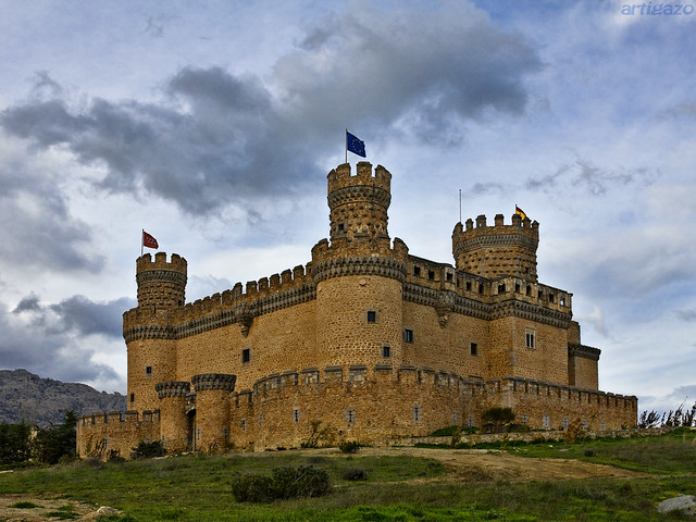 Castle of Manzanares el Real
