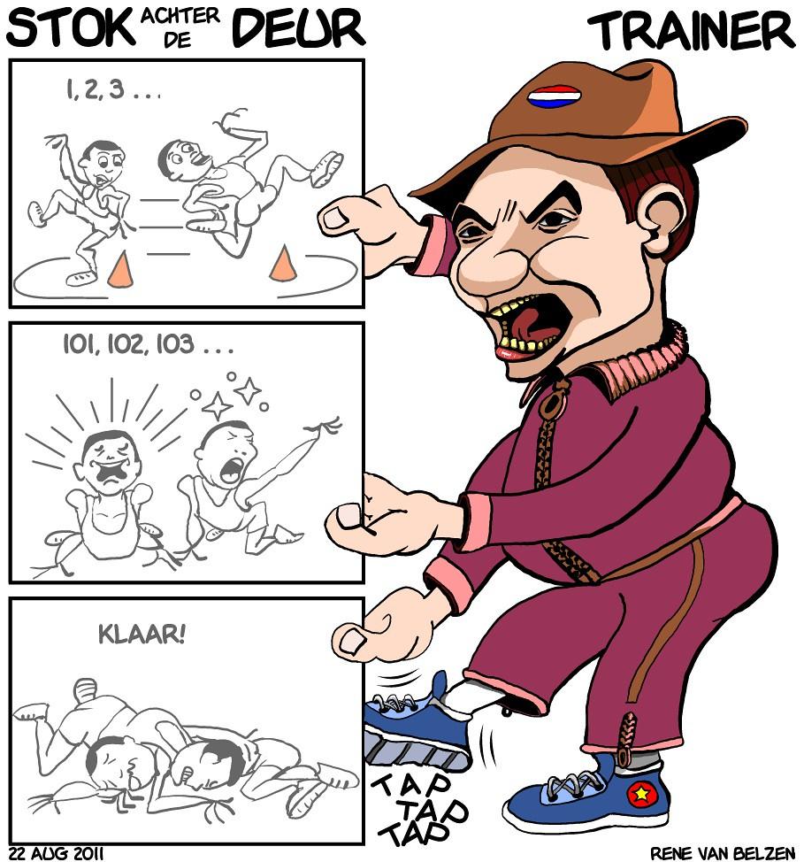 Stok achter de Deur - Trainer